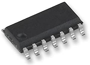 MCP3204-CI/SL - Analogue to Digital Converter, 12 bit, 100 kSPS, Single, 2.7 V, 5.5 V, SOIC RoHS Compliant: Yes (Pack of 10) (MCP3204-CI/SL)