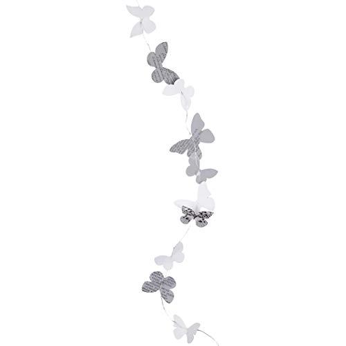 Räder Schmetterlings Lichterkette mit 20 LED's