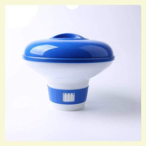 MANRS - Dispensador flotante automático flotante para bañ