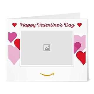 Amazon Gift Card  -  Valentine's Day Hearts (Your Upload) (B079GL8RWB)   Amazon price tracker / tracking, Amazon price history charts, Amazon price watches, Amazon price drop alerts