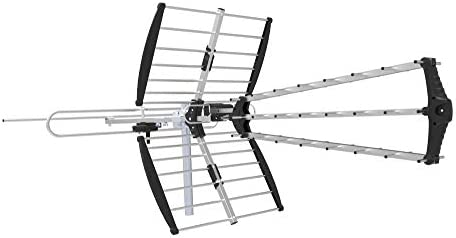 HDTV 4K UHD Long Distance Outdoor Digital TV Antenna Long Range High Definition UHF VHF FM Reception product image