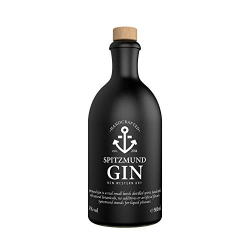 Spitzmund Gin Navy Strength