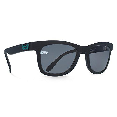 gloryfy unbreakable eyewear Uni Gi12 Bon Voyage Toto Sonnenbrille Gloryfy, Black, L