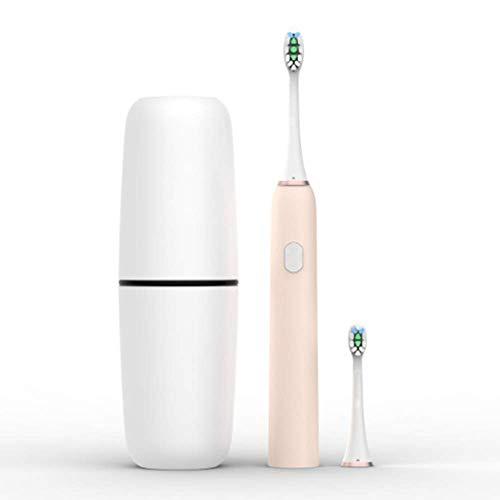 Elektrische ultrasone tandenborstel, oplaadbaar, elektrische tandenborstel met vier modi, onder Cui reiniging, bleken, massage en polijsten, gemakkelijk mee te nemen.