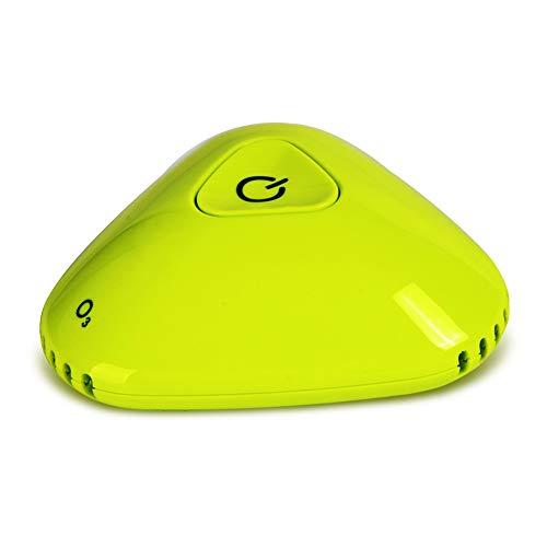 Máquina Generadora De Ozono Aire Agua Ionizador Purificador Esterilizador Desinfectante Hortalizas Fruta Esterilización Ozonizador Generador para El Hogar Aire Agua Verduras Y Frutas,Verde