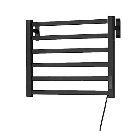 YUDIZWS Toallero Eléctrico De Pared Radiador Bajo Consumo Calentador Pantatalla LCD, IP24...