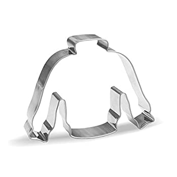 4 inch Ugly Sweater Cookie Cutter – Stainless Steel