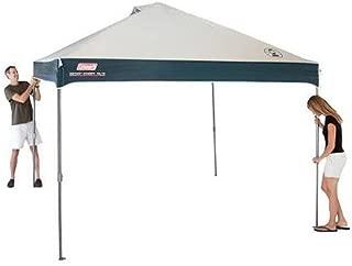 Straight Leg 10' x 10' Instant Rectangle Canopy/Gazebo (100 sq. ft Coverage)