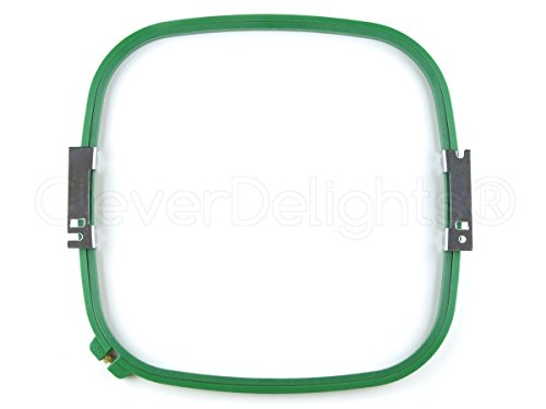 "Embroidery Hoop - 30cm (11.8"") - 360mm Wide (14.2"") - for Tajima Toyota and PRO Commercial Embroidery Machines"