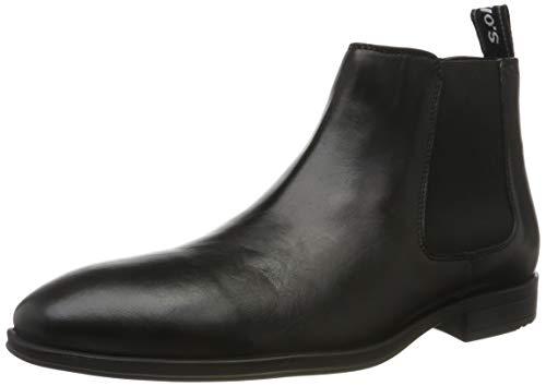 s.Oliver Herren 5-5-15300-33 Chelsea Boots, Schwarz (Black 001), 43 EU
