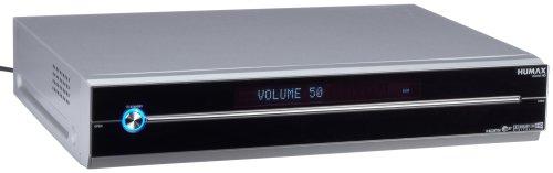 Humax iCord HD 500 GB DVB-S / HDTV Receiver mit Festplattenrekorder silber