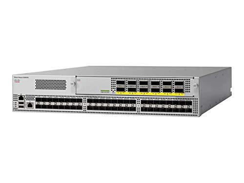 Cisco Nexus 9396PX Layer 3 Switch N9K-C9396PX with N9K-M12PQ 40GbE QSFP+ Uplink Module (Certified Refurbished)