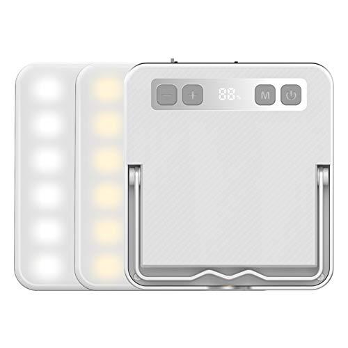 Superway LEDランタン 充電式 昼白色 昼光色 電球色 赤色点灯 SOS 光色/輝度記憶 数字型電気量 輝度表示 三...