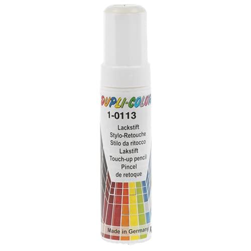 Dupli-Color 805066 Lackstift Auto-Color 1-0113 Uni 12ml, White