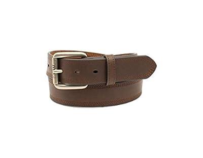 Ariat Men's Classic Belt w/Roller Buckle Brown 38
