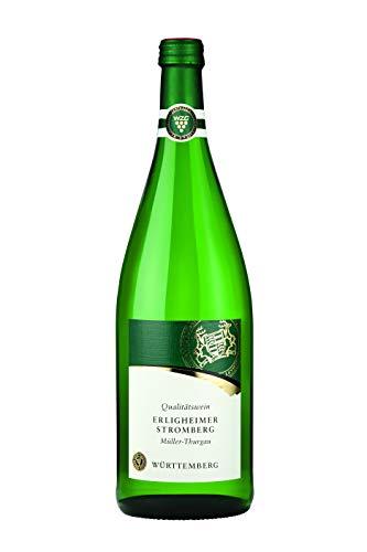 Württemberger Wein Erligheimer Stromberg Müller-Thurgau QW halbtrocken (1 x 1,0l)
