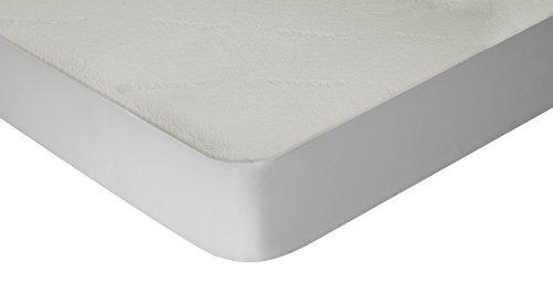 Pikolin Home - Protector/cubre colchón de Tencel transpirable e impermeable para colchones de hasta 32 cm de alto