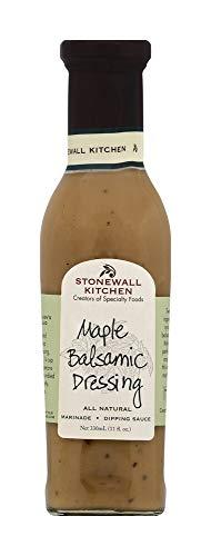 Stonewall Kitchen Dressing Maple Balsamic, 11 oz