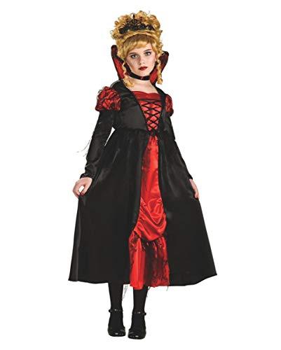 Horror-Shop Transylvanische Vampiress Kinderkostüm M 134-145