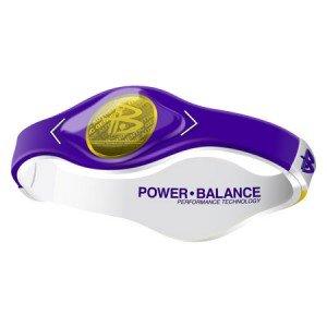 Power Balance - Game Day - Purple/Yellow - XS