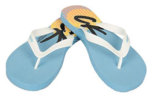 Calvin Klein Flip-Flops Slipper Unisex Swimwear CK Artikel KM0KM00500 FF Sandals