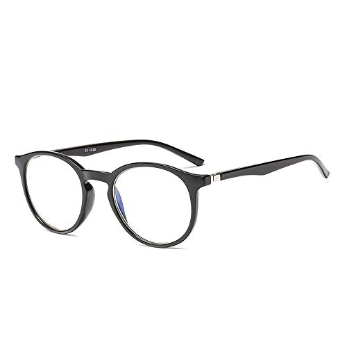 Suertree Blaulicht Leserille Blaulichtfilter Brille Computerbrille Sehhilfe Augenoptik Lesehilfe für Damen Herren 2.5x JH252