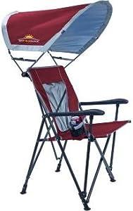 GCI Outdoor Sunshade Eazy Chair (Cinnamon)