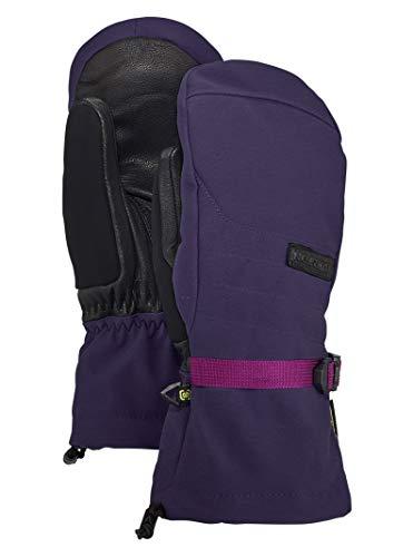 Burton Women's Deluxe Gore-Tex Mitten, Purple Velvet, Medium