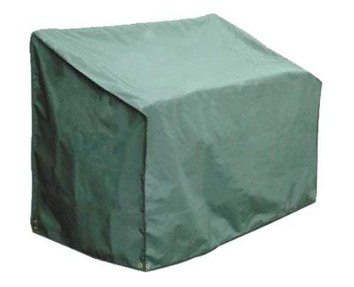 Banc de jardin 3 places avec couverture imperméable