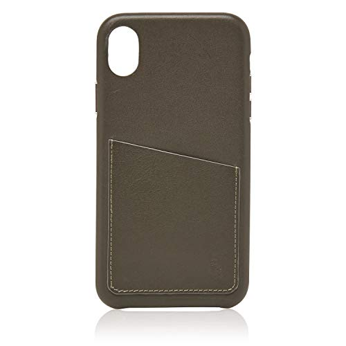 Castelijn & Beerens | Nappa X | Back Cover Wallet iPhone XR | groen