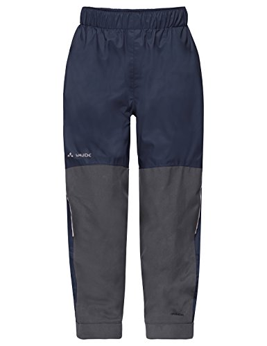 VAUDE Kinder Hose Escape Pants VI, eclipse uni, 122/128, 41540