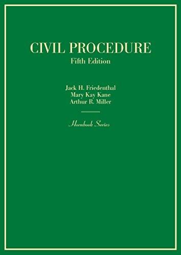 Civil Procedure (Hornbooks)