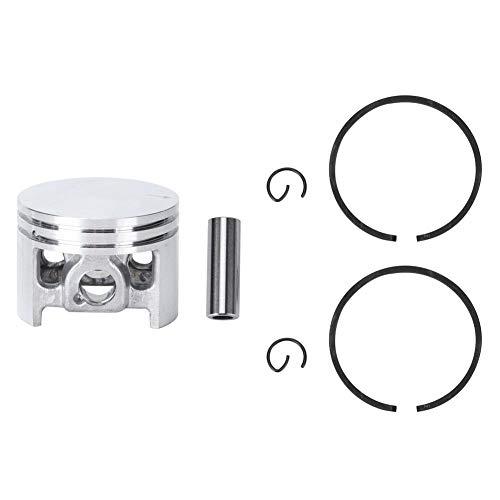 Fditt Kit d'assemblage de Piston de 44 mm avec Accessoire de scie à chaîne adapté pour la tronçonneuse STIHL 026 MS260