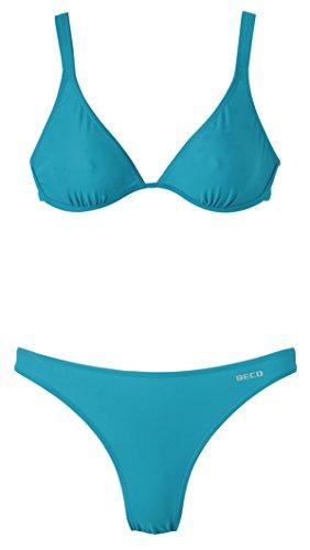 Beco Damen Schwimmkleidung, Petrol, 46