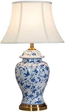 no-logo WAJklj Living Ranking TOP8 Room Vintage Lamp Table Industry No. 1 Porcelain Ceramic