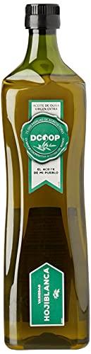DCOOP Aceite de Oliva Virgen Extra - Aceituna de Perfil Equilibrado y Sabor Persistente, Ideal Para Uso en Crudo, Procedente de Nuestras Cooperativas, Hojiblanca, 1 Litro
