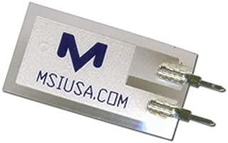 Parallax 605-00004 Piezo Film, LDT0 Solid State Switch, Vibration Sensor, 0.98
