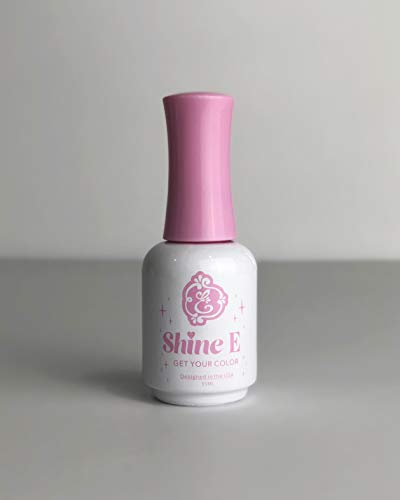 Nail Couture Professional Shine E Gel Top Coat #1 for chrome no wipe soak off