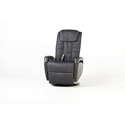 Alpha Techno Multifunktions-Relax-Massagesessel 2500, inkl. Nackenkissen schwarz