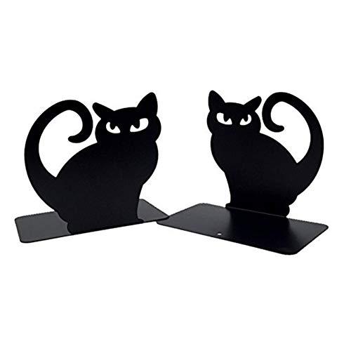 Schwarze Katzen auf der Lauer