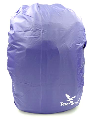 TacFirst beschermhoes voor rugzakken [waterafstotend, beschermt tegen regen, stof, vuil en zonlicht verkrijgbaar]