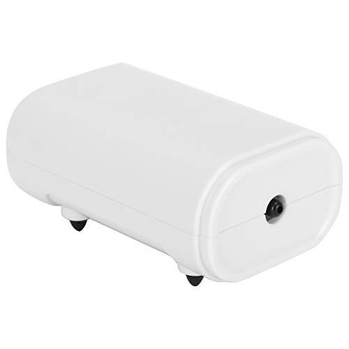 Bomba de oxígeno portátil y fácil de usar, ultra silenciosa para el coche, depósito para bombas de ventilación, accesorios (ZY-N08USB Type)
