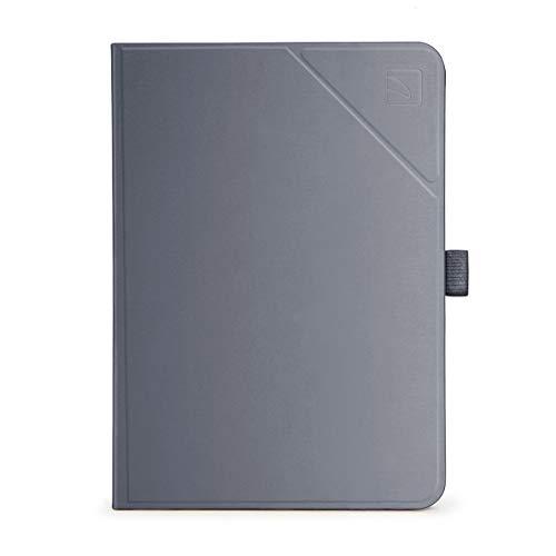 Tucano Minerale 9.7' Folio Gris - Fundas para Tablets (24,6 cm (9.7'), Folio, Gris, Apple, iPad 9.7', Resistente a rayones)
