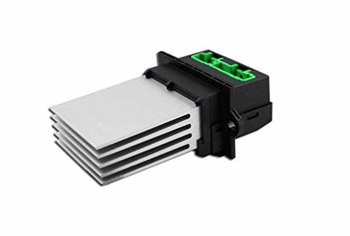 Résistance module commande chauffage Ventilation Climatisation pulseur d'air compatible pour C2 C3 C5 207 607 1007 CLIO SCENIC MEGANE 2 TWINGO equivalent à 7701048390 7701207718 73418412 509355 6441L2