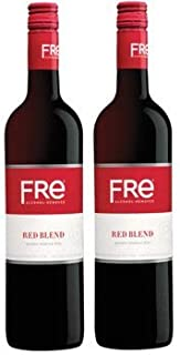 Sutter Home Fre Premium Red Blend Non-alcoholic Wine Two-Pack
