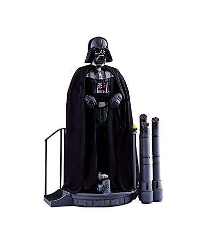 Hot Toys Star Wars The Empire Strikes Back 40th Anniversary Darth Vader 1:6 Treppe Figur ACTIONFIGUREMANIA.IT