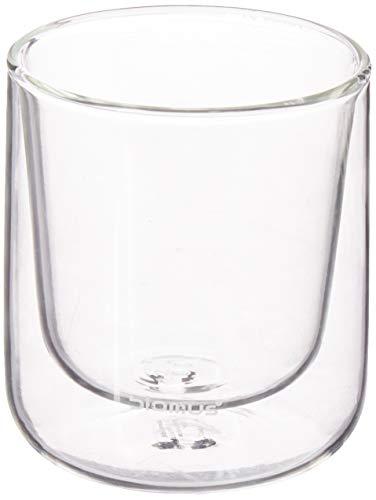 Blomus 63653 Set 2 Thermo-Kaffee-Gläser Nero
