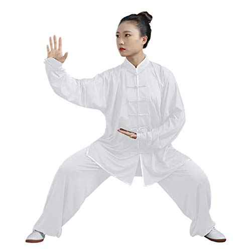 BBLAC 2KEY Arts Martiaux Costume | Unisexe Costume Chinois p