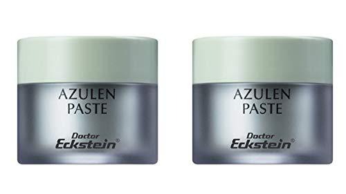 Doctor Eckstein BioKosmetik Azulen Paste 15 ml gegen unreine Haut (2 Stück)