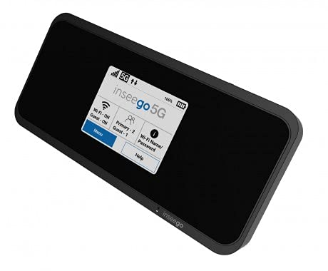 INSEEGO M2000 5G MIFI WiFi-6 ON The GO Ultimate Hotspot...